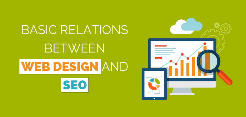 Basic relations between Web Design and SEO